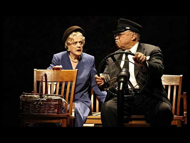 New stage version of 'Driving Miss Daisy' is on DVD this week