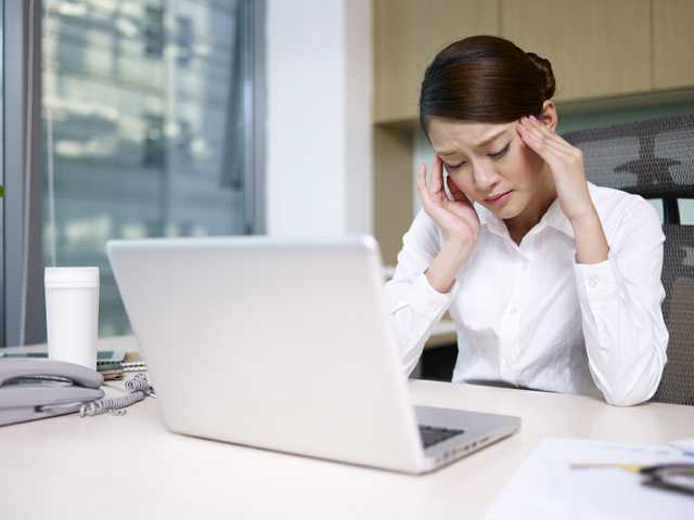 Do you go into work sick? You're not alone
