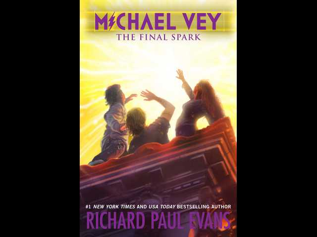 Book review: 'The Final Spark' is electrifying ending to Michael Vey series