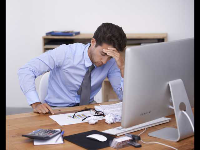 Young people are more depressed than older co-workers