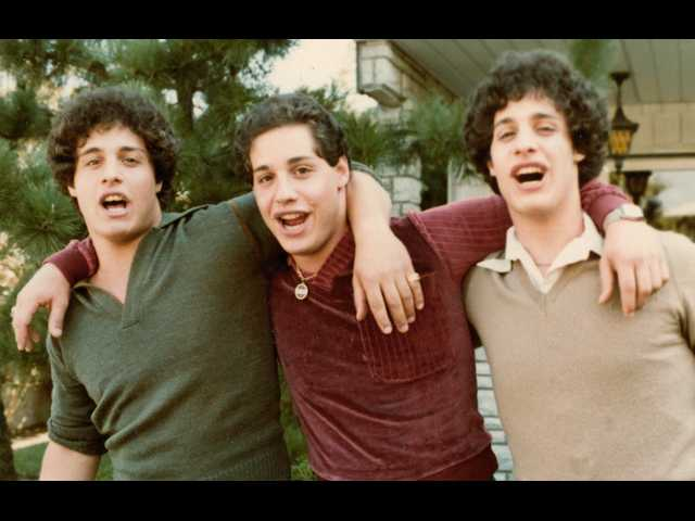 Movie review: 'Three Identical Strangers' is the summer's craziest story and it's entirely true