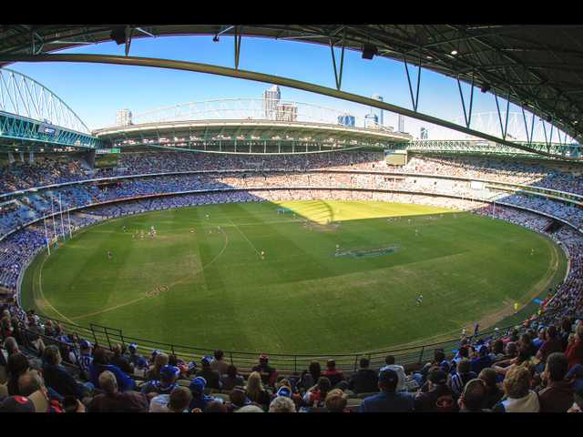 Australia to rename its soccer stadium 'Marvel Stadium'