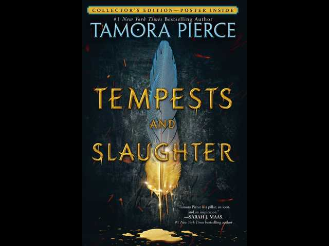 Book review: Pierce is back with a Harry Potter-like tale of Numair's mage training days