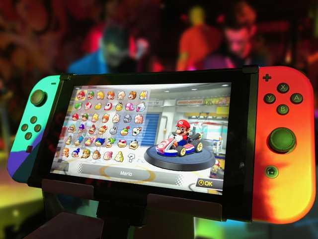 Netflix to Nintendo Switch?