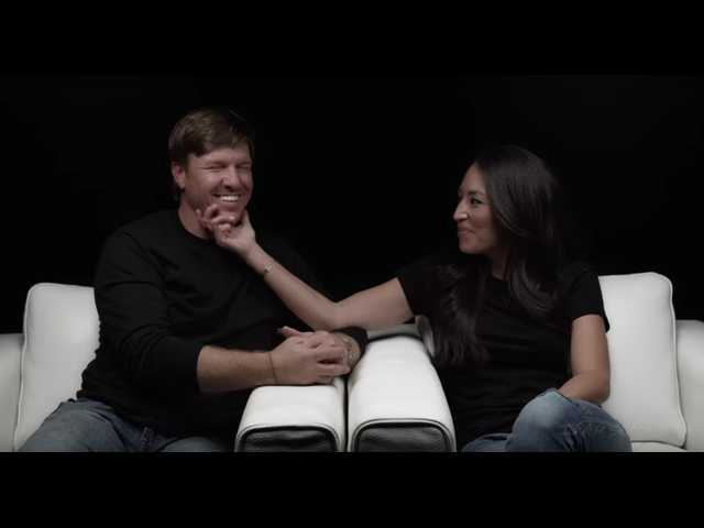 The Clean Cut: Chip and Joanna Gaines talk about commitment and faith