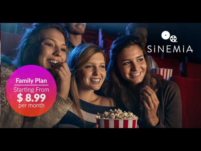 Subscription wars: MoviePass competitor Sinemia announces new family plans