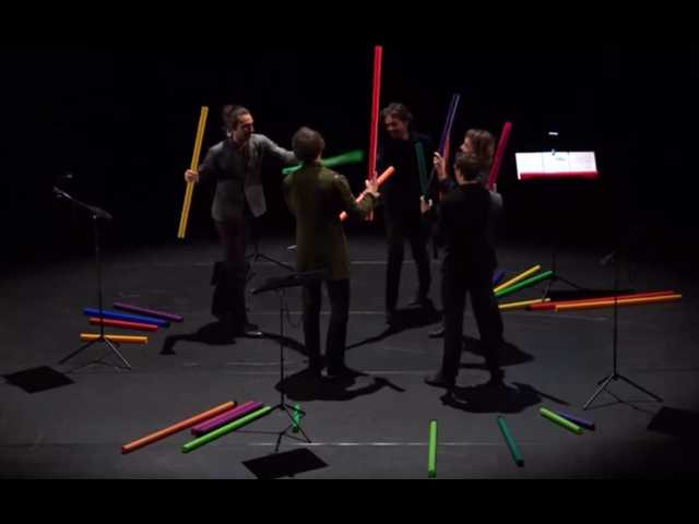 Have You Seen This? Boomwhacker Bach