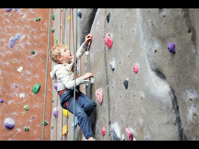 Indoor Climbing Has Physical Mental And Social Benefits For Kids Ages 3 And Up