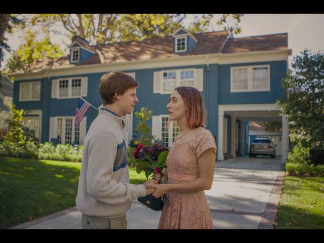Movie review: Ronan's pitch-perfect performance guides quirky coming-of-age story 'Lady Bird'