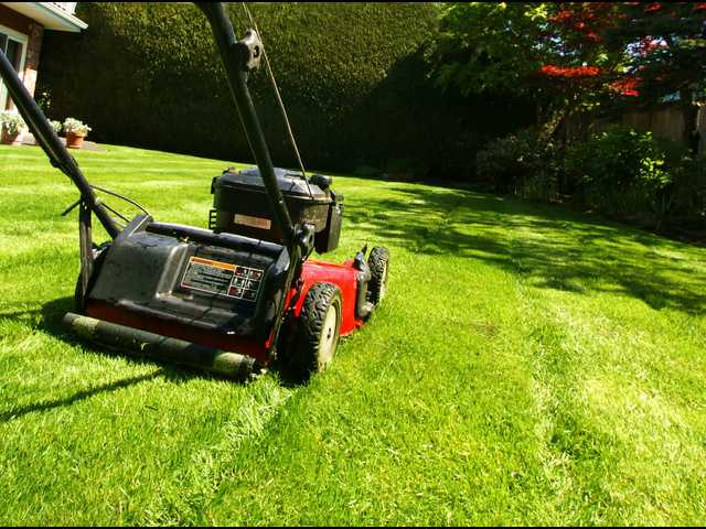 It's not your imagination, your lawn mower is trying to kill you