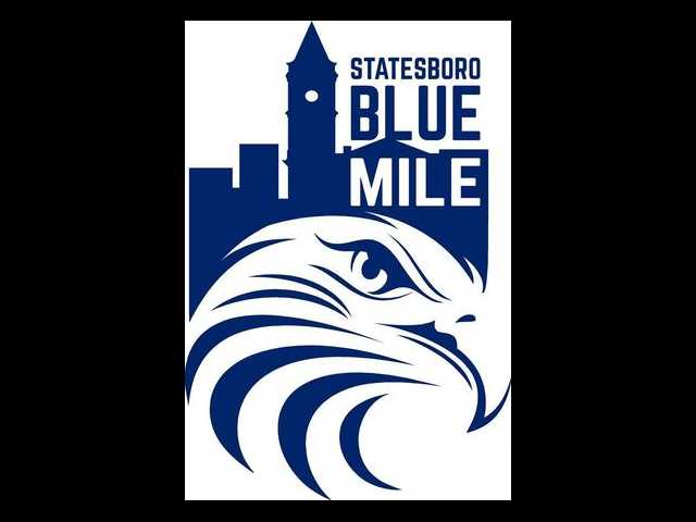 Amazing Blue Mile Challenge to take place in downtown Statesboro April 8