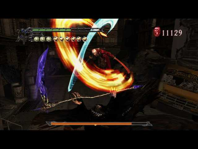 """Video game review: """"Devil May Cry HD Collection"""" is a passable port of the classic series"""