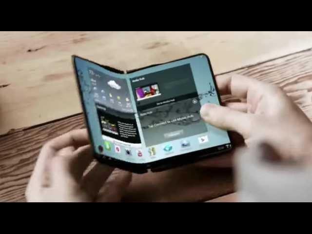 Samsung teases foldable smartphone again