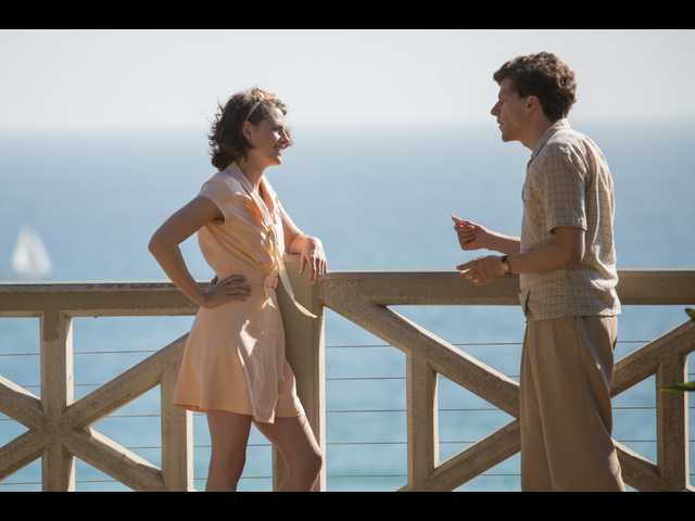 Glamorous 'Café Society' explores the shallowness of fame and fortune