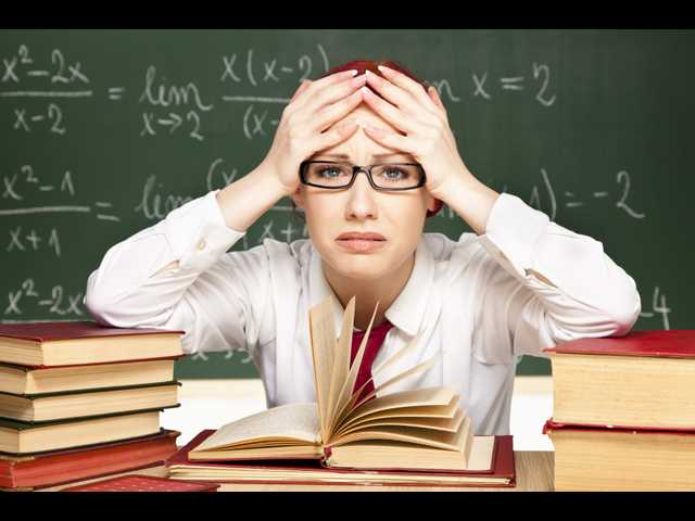 Here's why today's teachers are so stressed