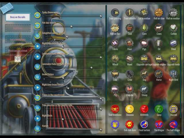Syrinscape board game app review: Add immersive audio to