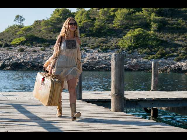 Movie review: They're back and better than ever (even Pierce!) in 'Mamma Mia! Here We Go Again'
