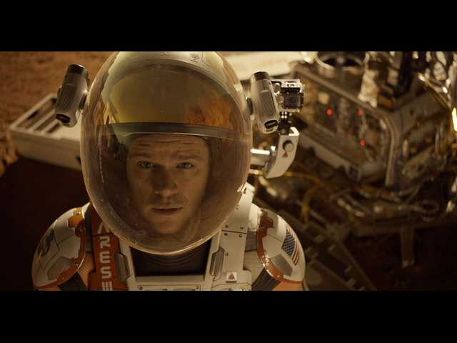 Ridley Scott's 'The Martian' is fantastic, and a lot funnier than you'd expect