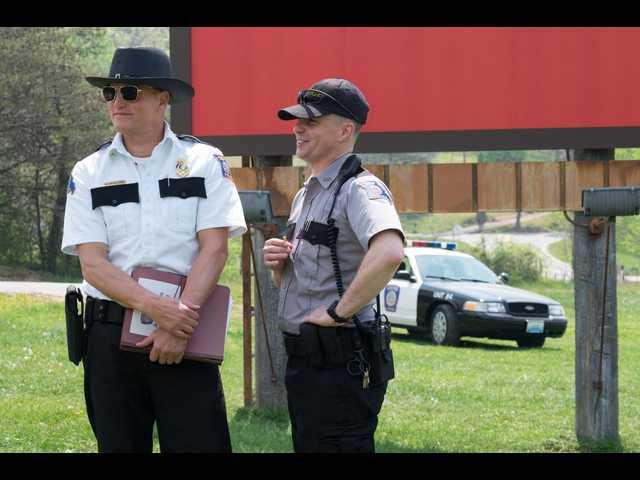 Movie review: Frances McDormand goes mama bear in 'Three Billboards Outside Ebbing, Missouri'