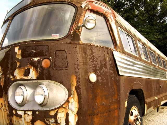 A brilliant way old buses can be used to help the homeless