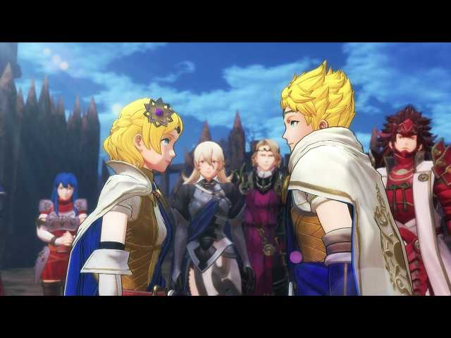 Video game review: 'Fire Emblem Warriors' is a fantastic action/strategy game
