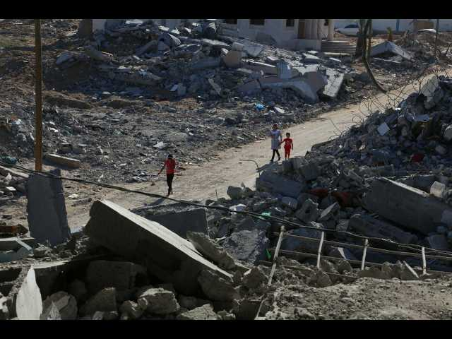 UN fears a 5-year lifespan for Gaza