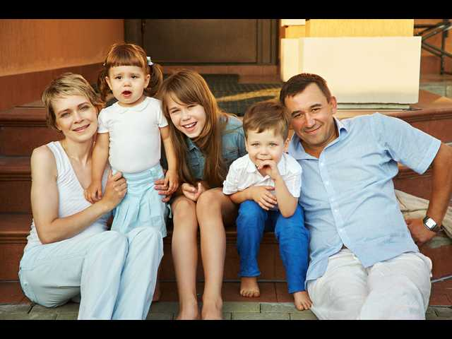Coach Kim: How to have a successful stepfamily