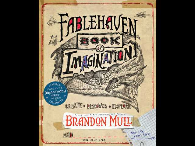 Book review: Brandon Mull's new Fablehaven book gives readers the chance to co-author