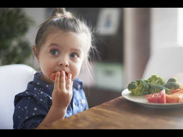 What your baby should eat in the first 1,000 days of life