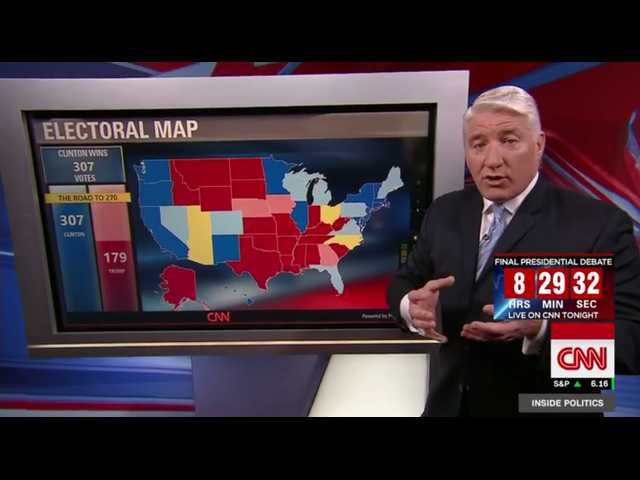 CNN: Utah is now a battleground state