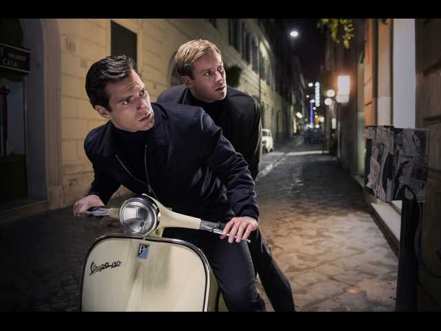 Is 'The Man From U.N.C.L.E.' worth your time?