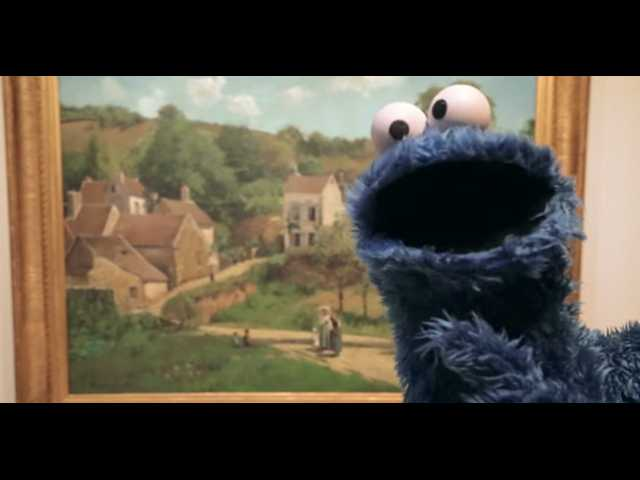 Have You Seen This? Deep thoughts with Cookie Monster