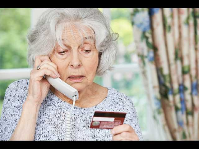 Learn to fight the financial, exploitive side of elder abuse