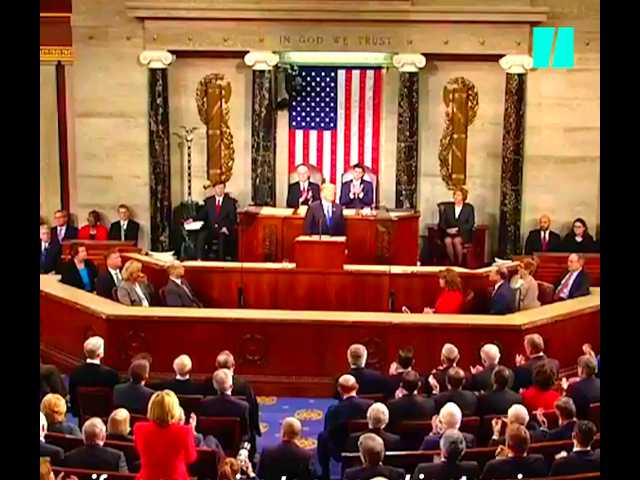 4 takeaways from Trump's first State of the Union address