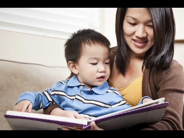 5 steps to help your child love to read