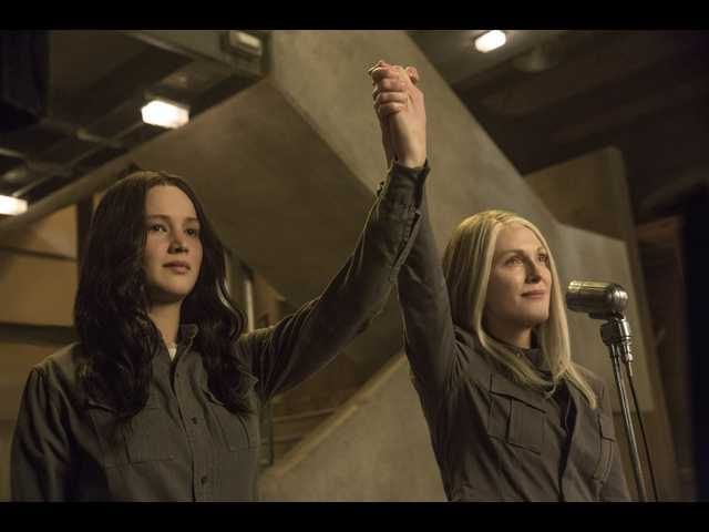 Latest Hunger Games movie is on Blu-ray, DVD