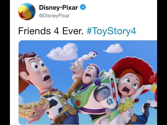 'You've got a friend in me': Watch the all new 'Toy Story 4' trailer