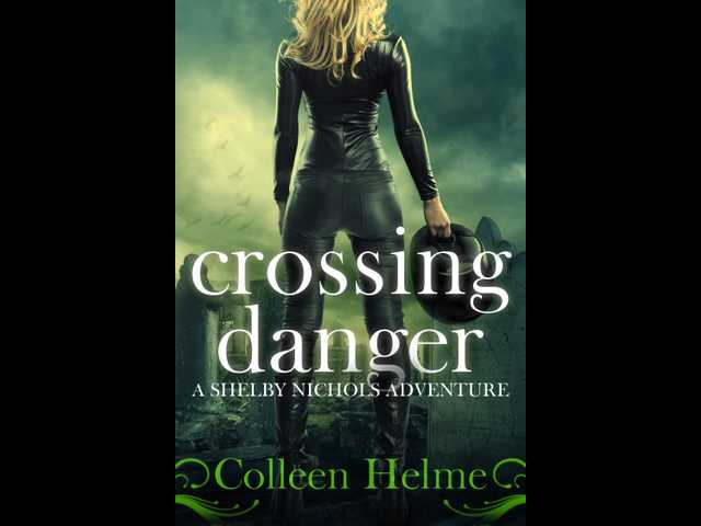 Book review: 'Crossing Danger' fun return of mind-reading sleuth