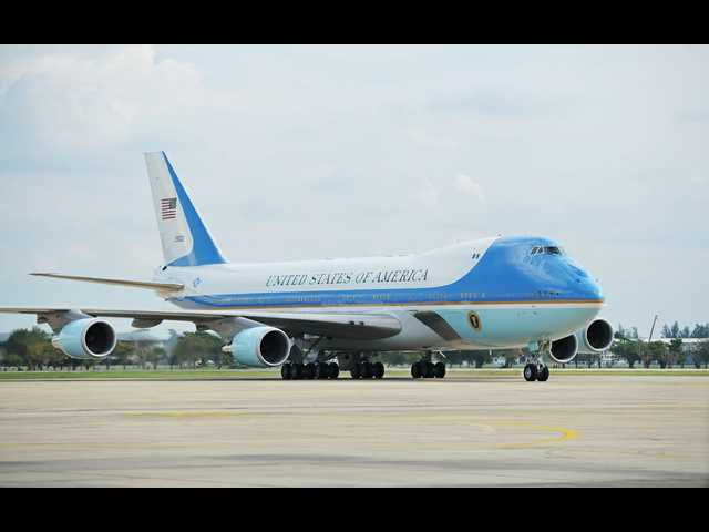 Trump wants to redesign Air Force One; here's what it might look like