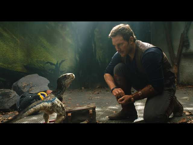 Movie review: The dinos are loose! You've seen this 'Jurassic' movie before — but that's not a bad t