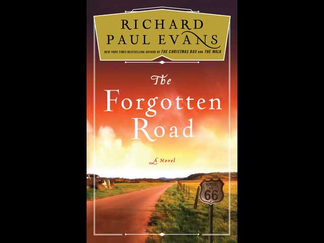 Book review: Richard Paul Evans' 'The Forgotten Road' is a charming leg in this three-book journey
