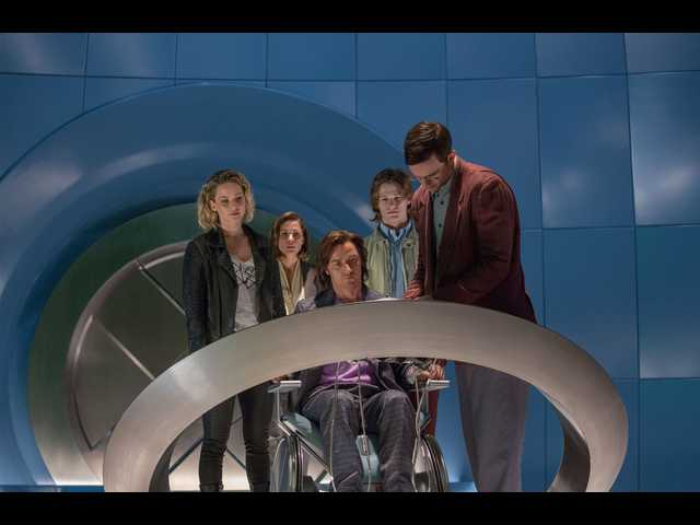 Movie review: Overstuffed 'X-Men: Apocalypse' makes a mess out of a good thing