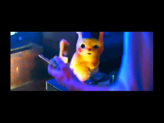 Watch the first 'Detective Pikachu' trailer that includes Ryan Reynolds