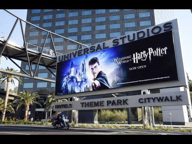 I survived front-of-line passes at Universal Studios Hollywood