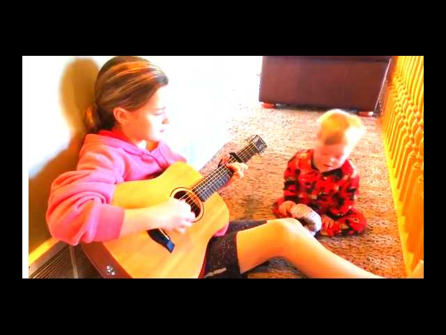 Have You Seen This? Family adorably using the power of music therapy