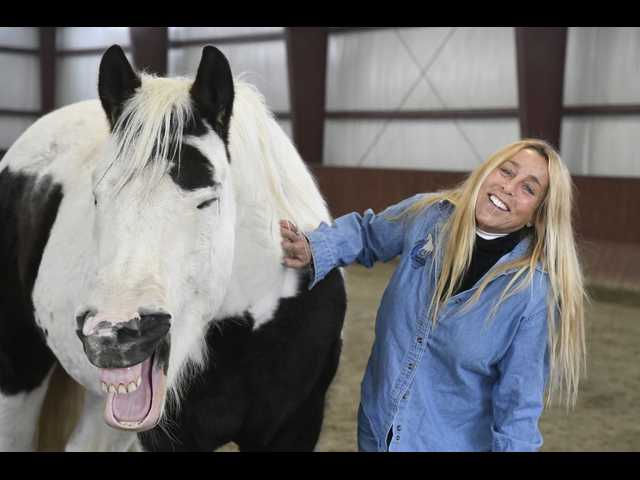 Why your next therapy session might include a horse