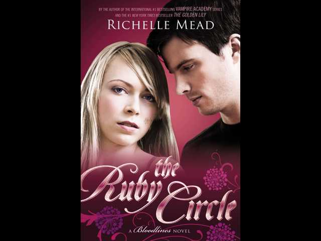 Richelle Mead packs shocking surprises into series' final installment, 'The Ruby Circle'