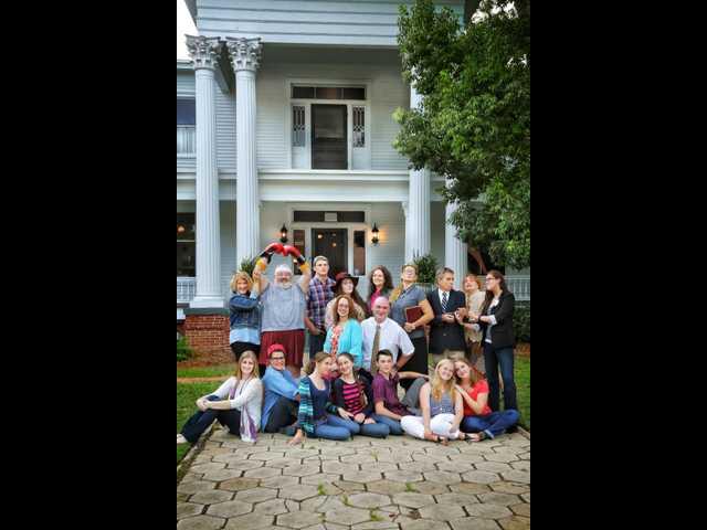 Averitt STARS present 'Boarding House Reach'