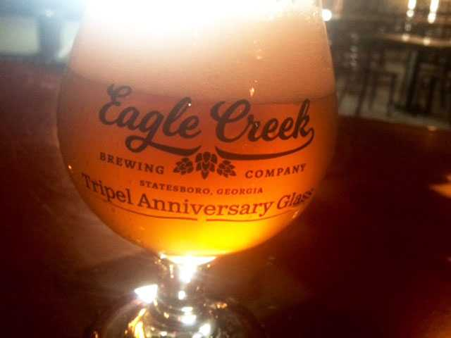 Good Brews and Limitless Recipes: Eagle Creek rolls out third year anniversary beer