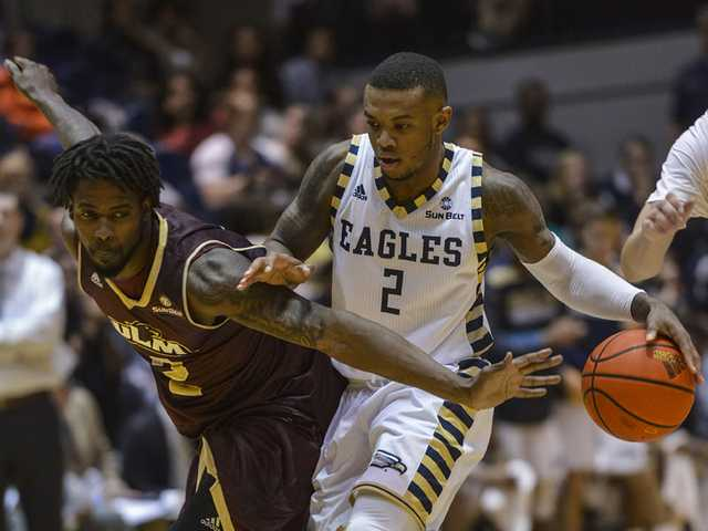 Eagle Basketball on the move
